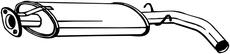 Silencieux central BOSAL 115-799