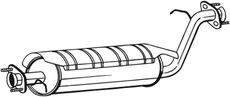 Silencieux central BOSAL 211-381