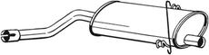 Silencieux central BOSAL 215-761