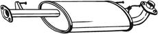 Silencieux central BOSAL 228-199