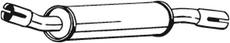 Silencieux central BOSAL 228-253