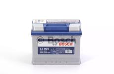 BOSCH - Batterie décharge lente Bosch 12V 60 Ah 560 A - 0092L50050