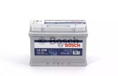 BOSCH - Batterie décharge lente Bosch 12V 75 Ah 650 A - 0092L50080