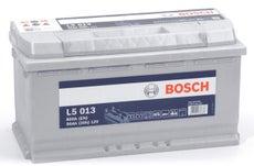 BOSCH - Batterie décharge lente Bosch 12V 90 Ah 800 A - 0092L50130