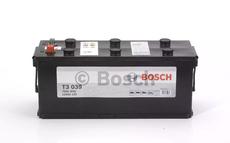 Batterie poids lourd Bosch 12V 120 Ah 760 A Réf: 0092T30390