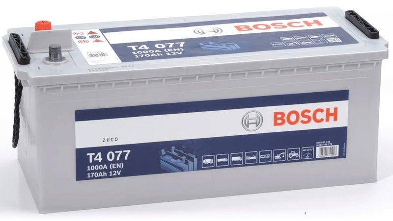 BOSCH - Batterie poids lourd Bosch 12V 170 Ah 1000 A - 0092T40770