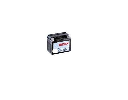 BOSCH - Batterie moto Bosch 12V 12 Ah 130 A (Ref origine: YT14B-4 ou YT14B-BS) - 0092M60200