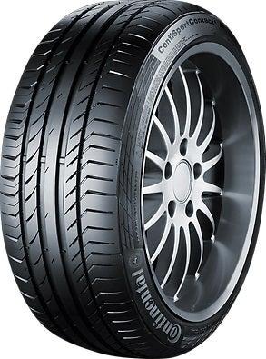 Pneu voiture Continental CONTISPORTCONTACT 5 245 50 R 18 100 W Ref: 4019238510874