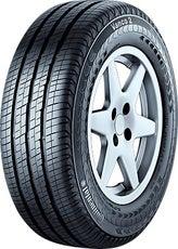 Pneu camionnette Continental VANCO 2 175 75 R 16 101 R Ref: 4019238370492