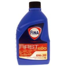 TOTAL - Bidon 1 litre d'huile moteur Fina First 600 0W30 - 166249