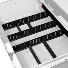 KSTOOLS - Jeu de séparateurs pour tiroirs PEARL 23 pièces - 809.9940