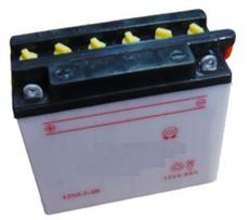 TOPCAR - Batterie moto 12V 5,5Ah - 12N5.5-3B