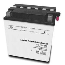 TOPCAR - Batterie moto 12V 11Ah - CB10L-B2