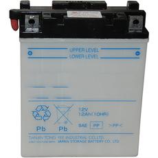 TOPCAR - Batterie moto 12V 12Ah - CB12A-A