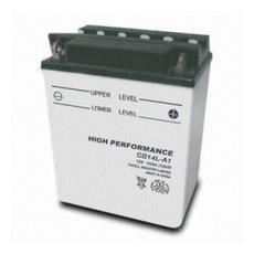 TOPCAR - Batterie moto 12V 14Ah - CB14L-A2