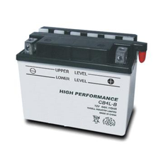 TOPCAR - Batterie moto 12V 19Ah - CB16CL-B