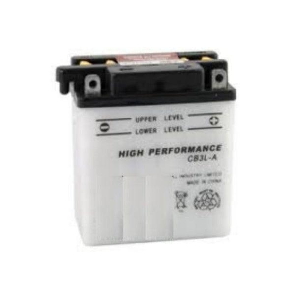 TOPCAR - Batterie moto 12V 3Ah - CB3L-A