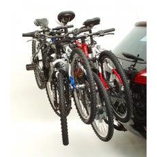 PERUZZO - Porte-vélo Peruzzo Arezzo pour 4 vélos fixation sur boule d'attelage - PVS4 AREA