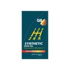 Q8 - Bidon 1 litre d'huile T 65 75W90 - 101200001751