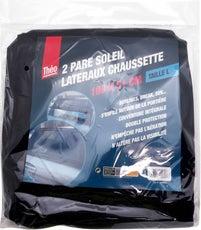 THEO - Pare-soleil chaussette - Taille L - 100x51cm - 931136