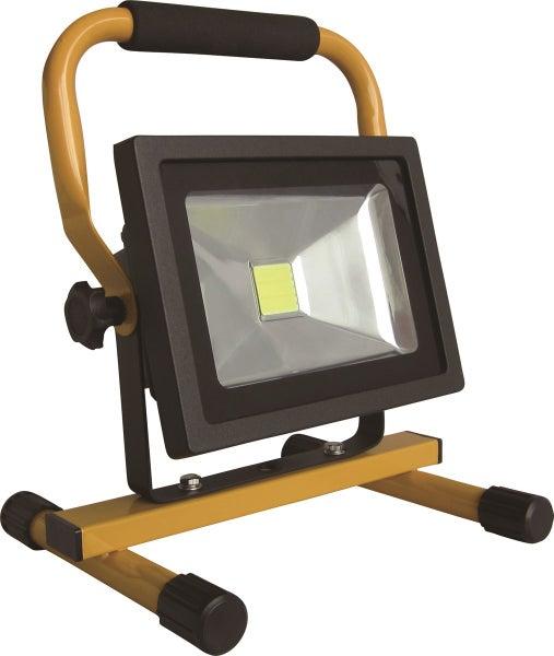 Projecteur led rechargeable sur pied avec poignée TOPCAR 02337
