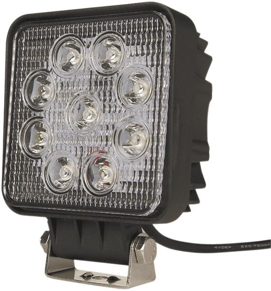 Phare de travail carré LED TOPCAR 17071