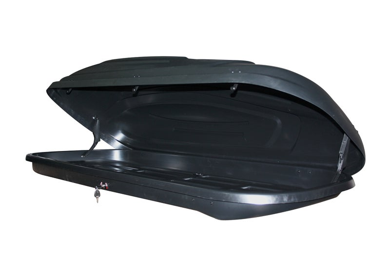TOPCAR - Coffre de toit ABER 460 - 460 litres - Charge 75kg - TOP01260001