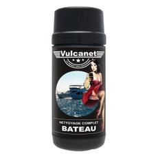 VULCANET - 80 lingettes nettoyantes sans eau ni rinçage pour bateau - VULCANETBATEAU