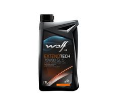 WOLF - Bidon 1 litre d'huile 75W80 POLYGEARGL575W80W1 - 8303807