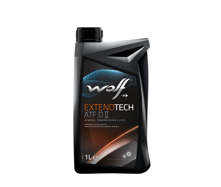 WOLF - Bidon 1 litre d'huile ATF DII Wolf ATFDII1 - 8305108
