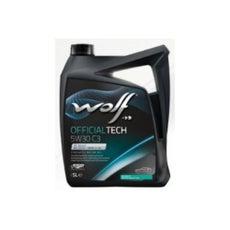 WOLF - Bidon 5 litres d'huile moteur 5W30 C3-10 - 8308215