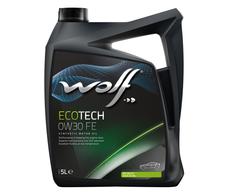 WOLF - Bidon 5 litres d'huile 0W30 Ecotech FE - 8309403
